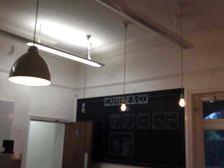 Longford Park Cafe.