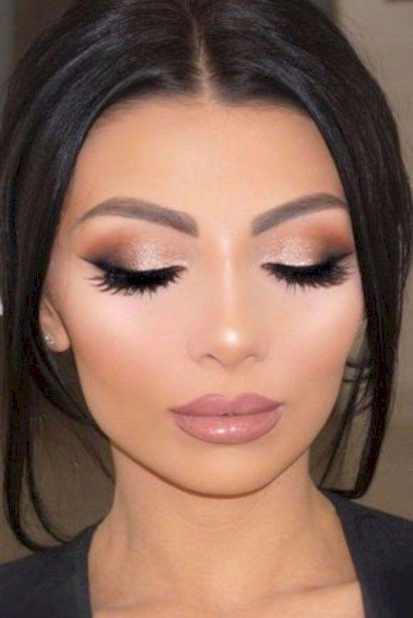 Makeup Looks For Prom Black Dress Little Black Dress Black Eye