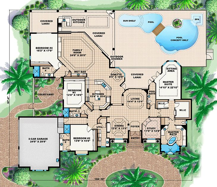 641 best Floor plans images on Pinterest House floor plans