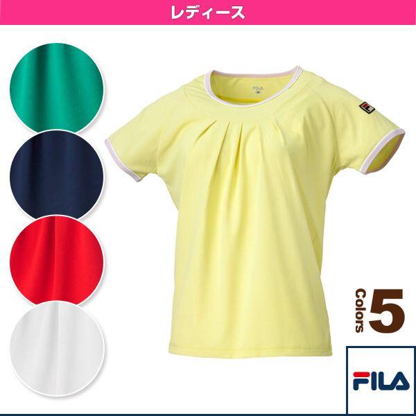 フィラ/fila テニスウェア レディース ゲームシャツ/レ… [楽天] #Rakutenichiba
