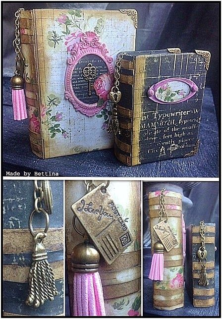 Beautiful Handmade Journals