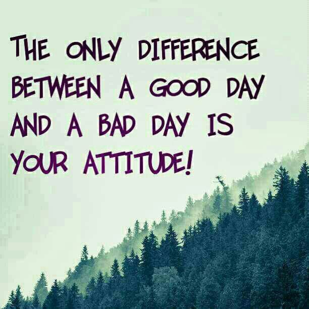 Change Your Attitude Quotes: Attitude Adjustments: They're Not Just For Teenagers