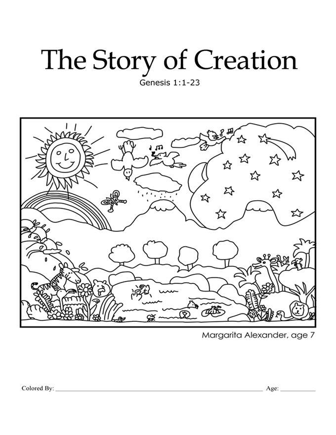 Creation: Genesis 1:1-18