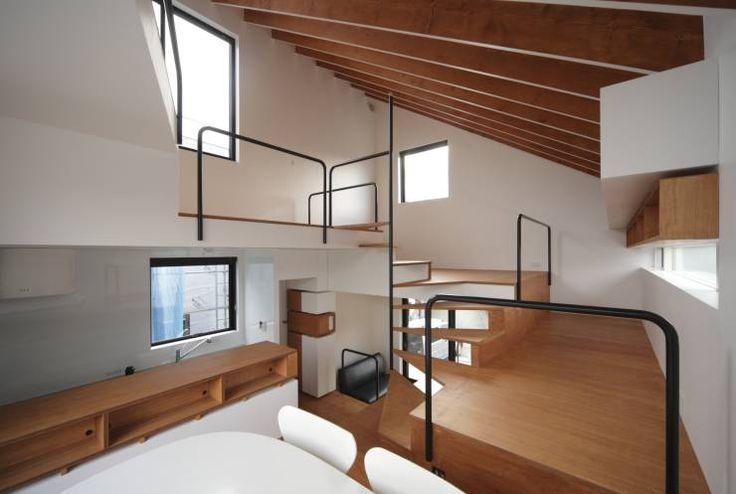 Jukkaie / ジュッカイエ: 株式会社POINTが手掛けたtranslation missing: jp.style.家.modern家です。