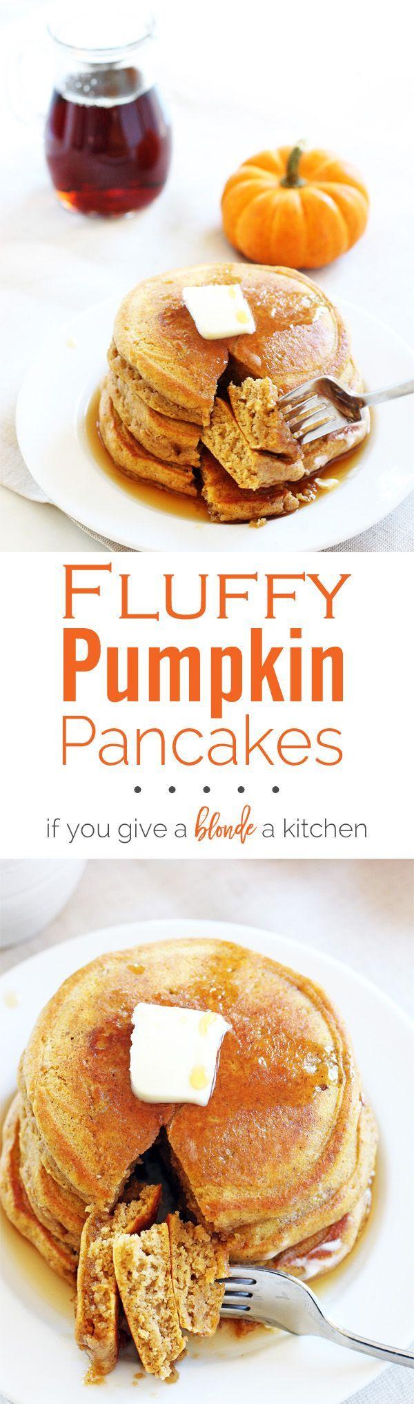 how to make fluffy pancakes taste