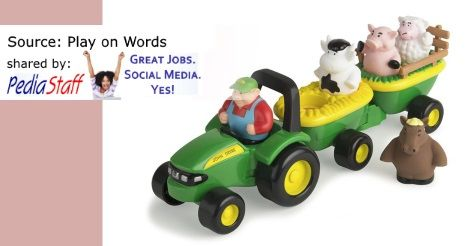 Best Books and Toys to Teach Animal Sounds - pinned by @PediaStaff – Please Visit ht.ly/63sNtfor all our pediatric therapy pins