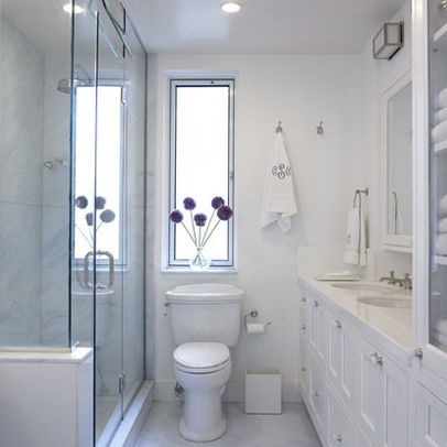 Window Above Toilet Master Bathroom Ideas Pinterest