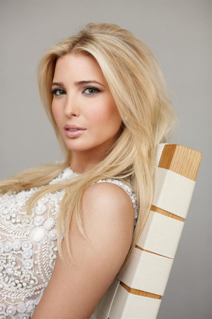 ✿Ivanka Trump....In my Warrior Goddess Tribe, for sure. She embodies, ambitious, sophisticated intelligent woman.
