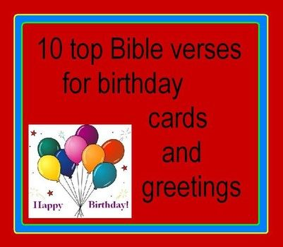 36 best Words and verses for cards images – Christian Birthday Verses for Cards
