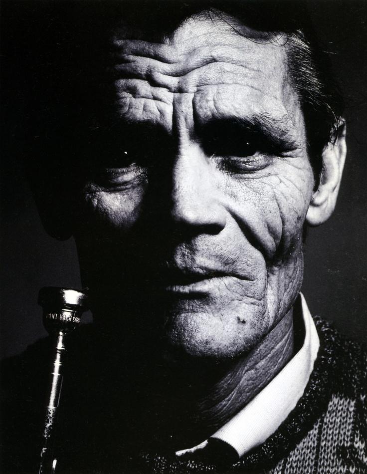 Chet Baker by John Claridge