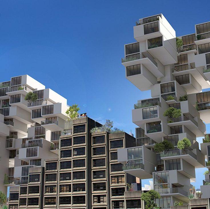 Oltre 25 fantastiche idee su architettura moderna su for Architettura moderna ville