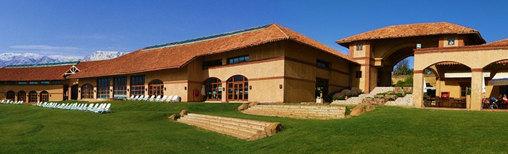 Club House - Hacienda Santa Martina