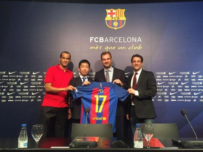 Videogiochi: #PES #2017: #Konami annuncia l'inizio della partnership deccellenza con FC Barcellona (link: http://ift.tt/2aubqHQ )