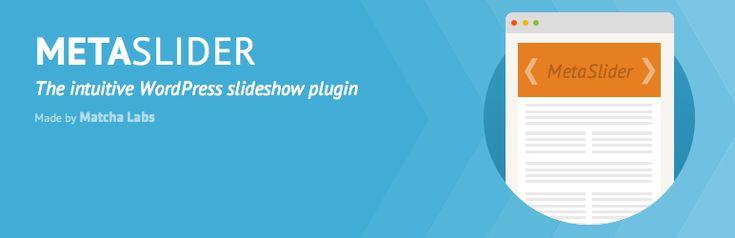 Easy to use WordPress slider plugin. Create SEO optimised responsive slideshows with Nivo Slider, Flex Slider, Coin Slider and Responsive Slides.