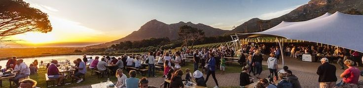 Noordhoek Market at Cape Point Vineyards