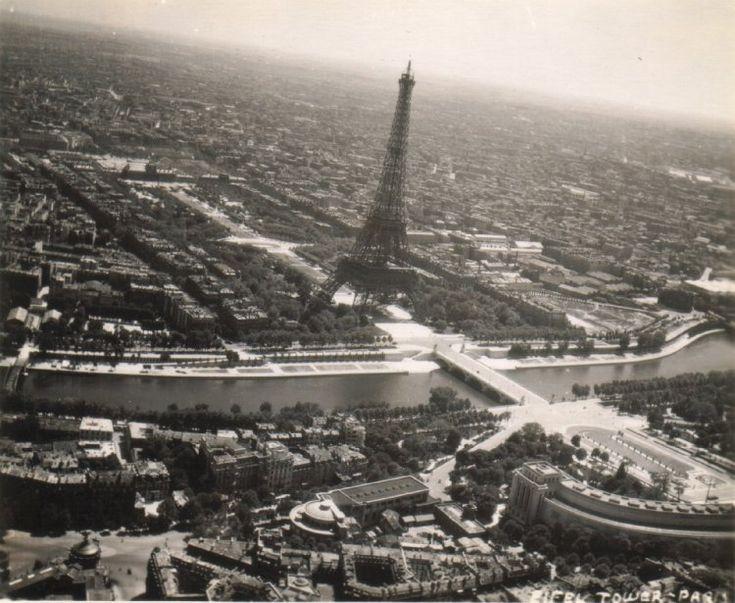 Paris, nostalgic photo