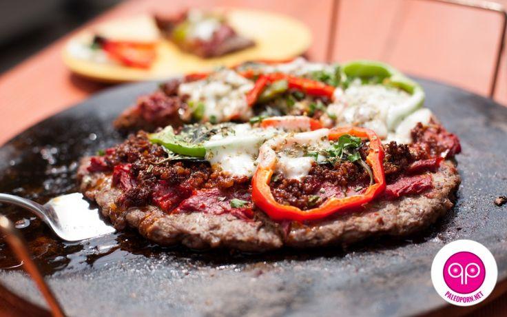 Paleo Meatza Recipe