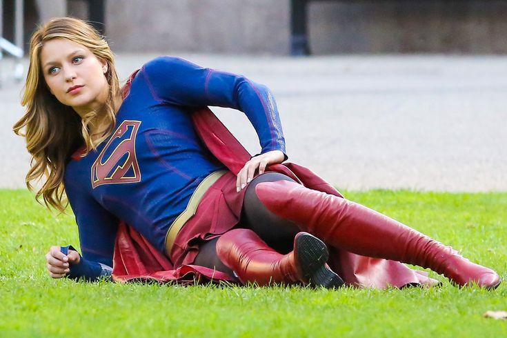 Image result for supergirl melissa benoist