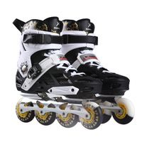Brand New Adults Roller Skates Shoes Comfortable Inline Sakting Shoes for Men…
