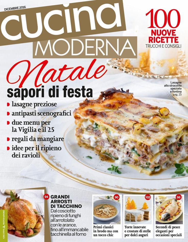 Cucina moderna dicembre 2016 mar