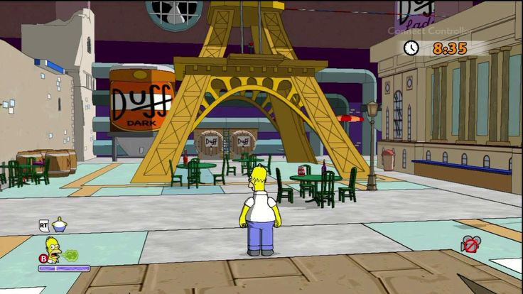 simpsons game - Google 검색