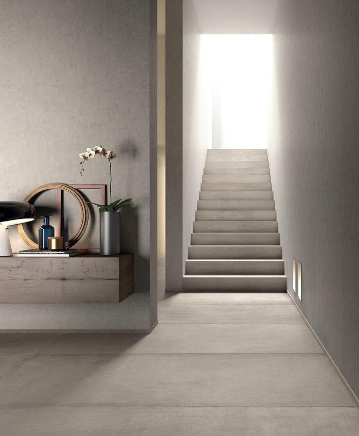 die besten 25 fliesen betonoptik ideen auf pinterest industriefliese fliesen holzoptik grau. Black Bedroom Furniture Sets. Home Design Ideas