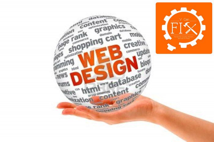Design a best website for your business with us.