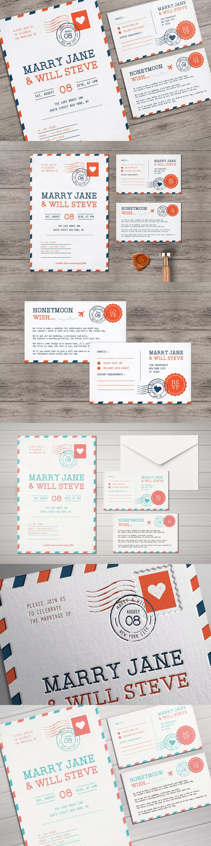 Best 122 Wedding Invitation Card Templates Ideas On Pinterest