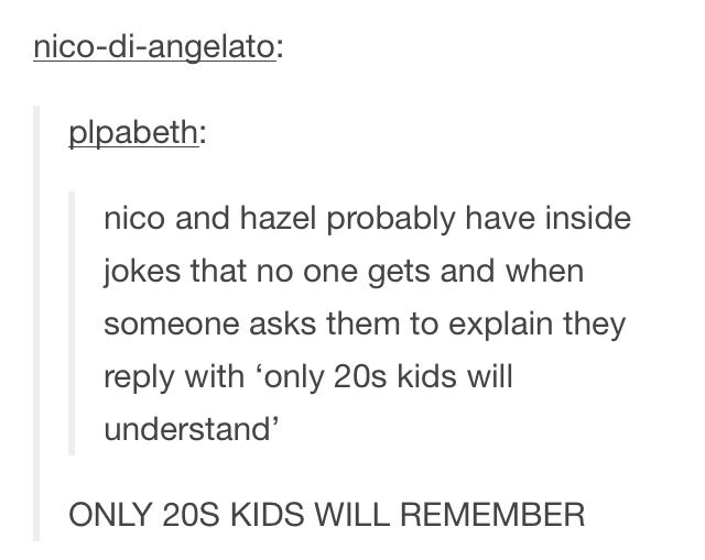 ONLY 20'S KIDS