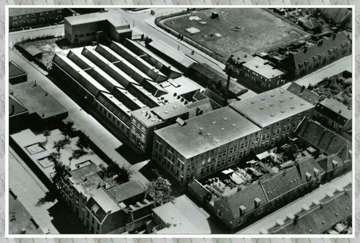 Tapijt fabriek Peters a/d Zandweerdsweg Deventer