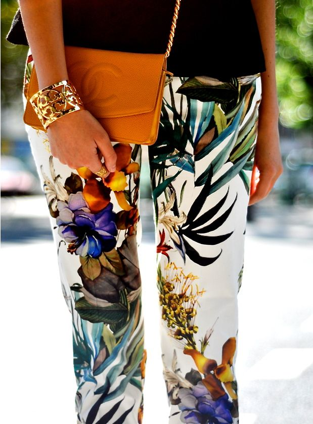 The Style Climber: Tears To The Eyes FAB!!! Thursday - Tropical and Jungle Prints