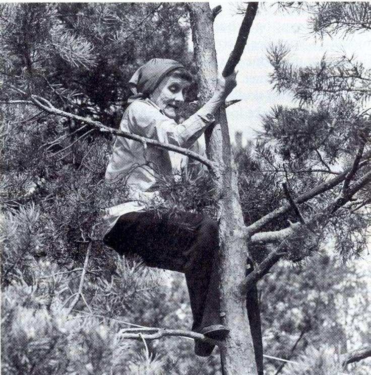 Astrid Lindgren - the author of Pippi Longstocking