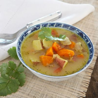 Patrick Holford's Primordial Soup recipe from the 9 day liver detox diet. It tastes so good you will want to stay on diet forever