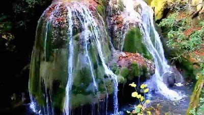 Cascada Bigar octombrie 2014