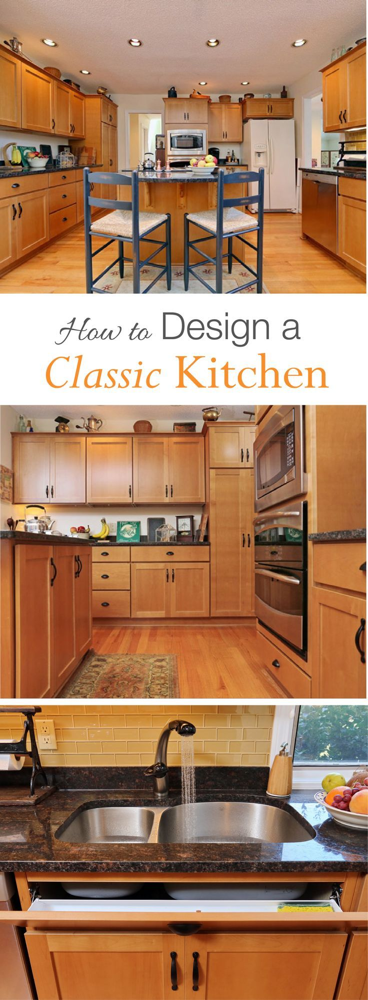 63 best Classic Kitchens images on Pinterest | Cottage, Doors and ...
