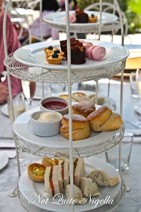 Vaucluse House Tearooms For Afternoon Tea from Not quite Nigella