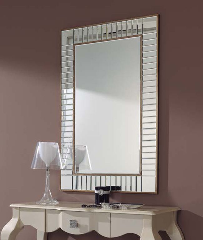 219 mejores im genes de espejos en pinterest espejos for Espejos rectangulares plateados