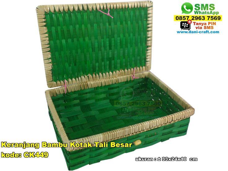Keranjang Bambu Kotak Tali Besar 0896.3012.3779  (WA/SMS/Telp) PIN BBM: 5c8 62 c4b #keranjangbambu #keranjangbambukotaktalibesar #keranjangbambumurah #keranjangbambuunik #keranjangbambugrosir #grosirkeranjangbambumurah #souvenirkeranjangbambu #souvenirkeranjangbambumurah #souvenirpernikahankeranjangbambu #jualkeranjang  #KeranjangBambu #JualBambu #HargaSouvenir #SouvenirPernikahanMurah
