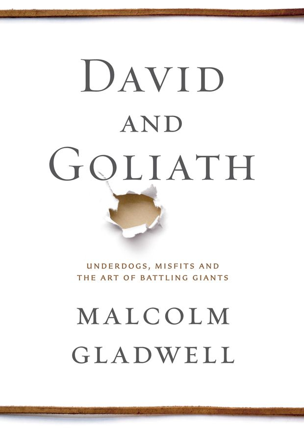 Malcolm Gladwell on the underdog's advantage