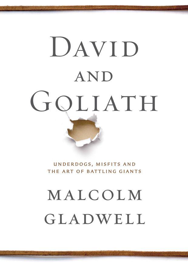 Malcolm Gladwell on the underdog's advantage