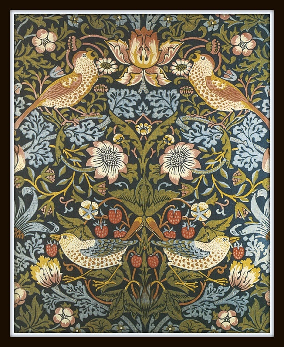 Pin by Allyson Adeney on william morris Pinterest