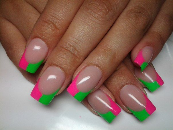 Nail Art Designs With Two Colors: Nail art tutorials you should try ...