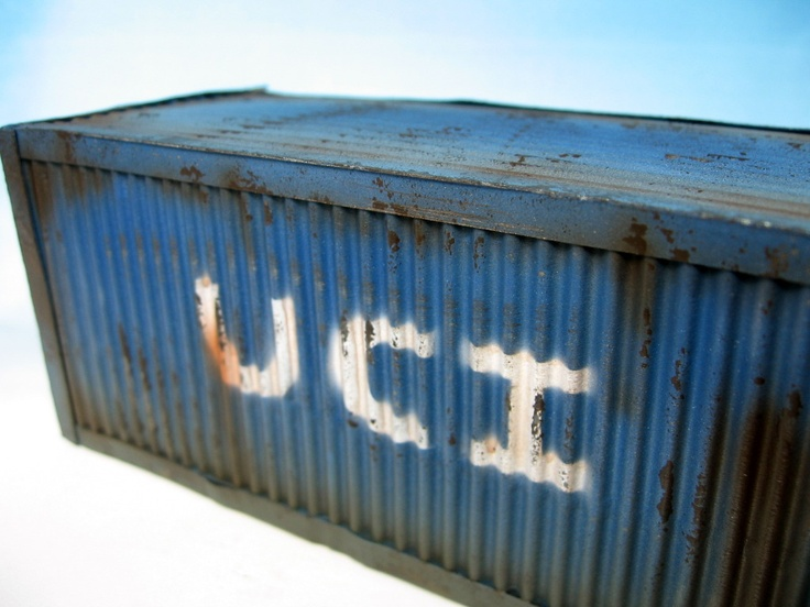Tutorial: Building shipping containers