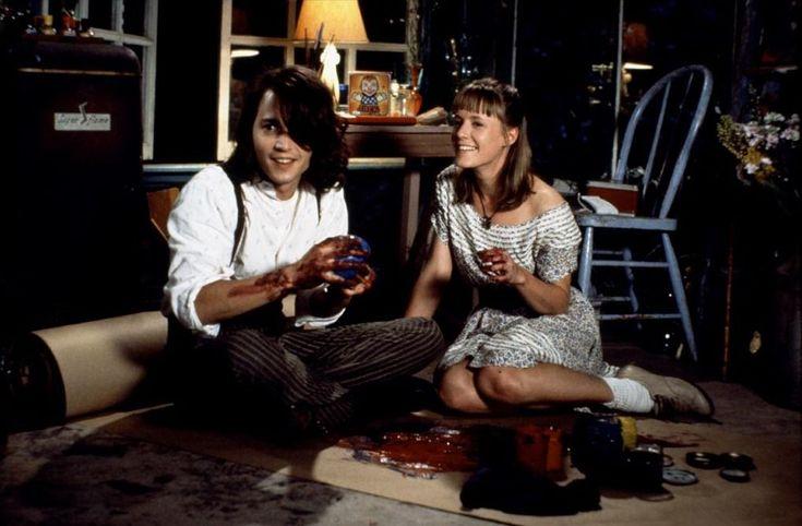 Benny and Joon (1993) Johnny Depp and Mary Stuart Masterson