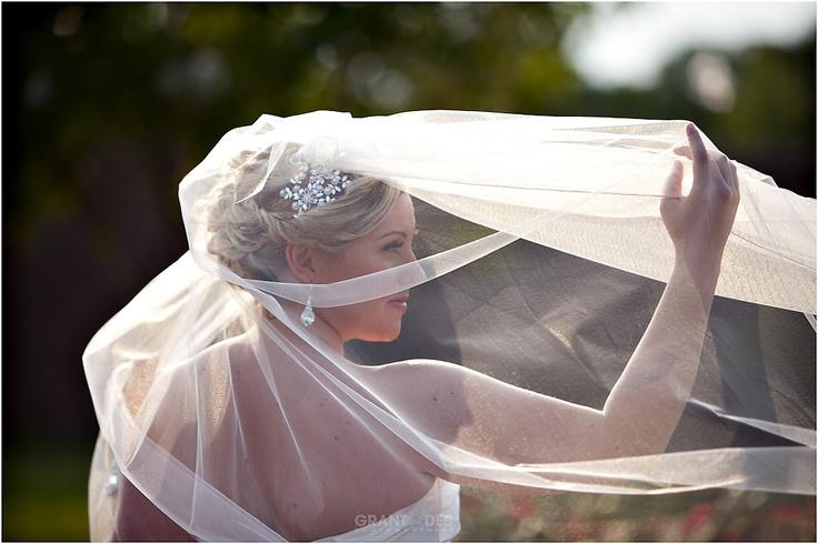 using the veil