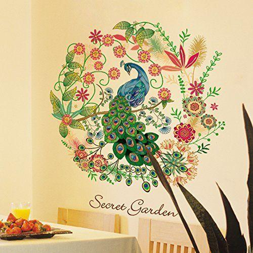 Purple Tulip Flowers Kitchen Vinyl Wall Stickers Home: 1000+ Ideas About Ladies Bedroom On Pinterest