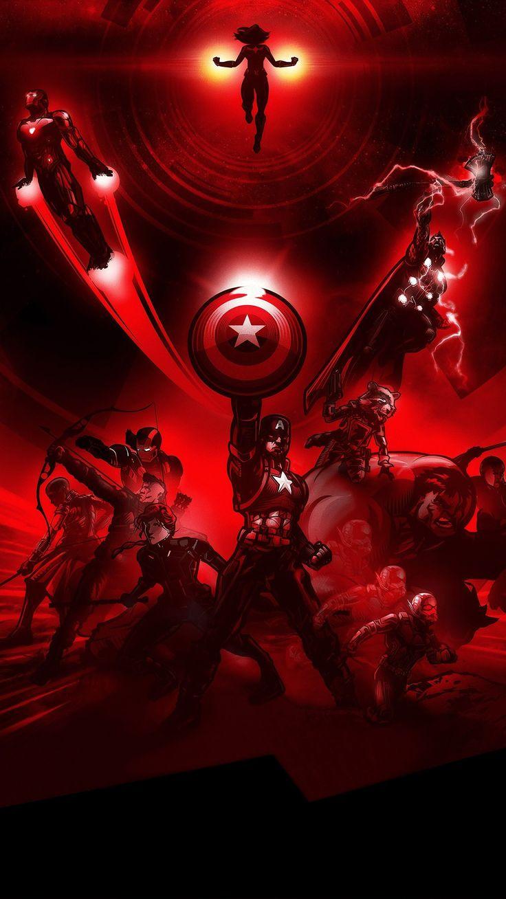 Avengers Endgame Wallpaper 4k Iphone 3D Wallpapers