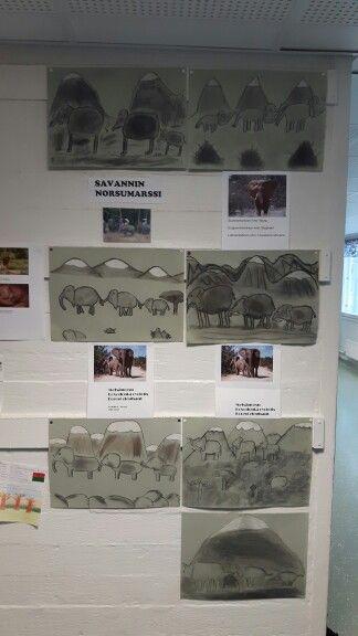 Savannin norsumarssi