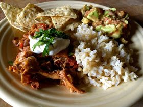 ... alice s kitchen slow cooked tex mex chicken and beans more tex mex