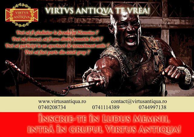 (un)intentional contemporary art in Transylvania: Epicness with VIRTVS ANTIQVA